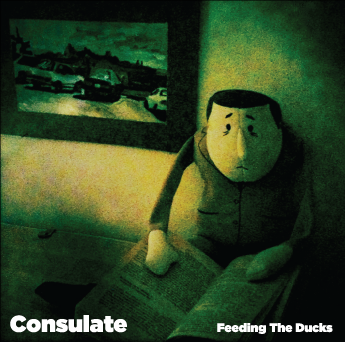 Feeding the Ducks by Consulate: front cover